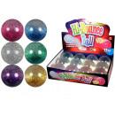 Glitter Ball / Hexenkugel 65 mm - in Display