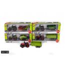 Großhandel Spielwaren:Traktor mit Anhänger