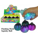 Mesh ball glitter with light - in the Display