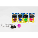 wholesale Toys: Return ball in blister with light