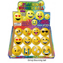 wholesale Toys: Emoij Springball with light - in the Display