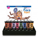 wholesale Other: Facial makeup - Classic - in the Display