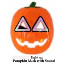 mayorista Casa y decoración: máscara de Halloween con luz y sonido