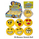 wholesale Drugstore & Beauty: Emoij Antistress Ball - in the Display