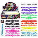 Funky Tattoo Bands - na Display