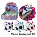 Mesh Ball Unicorn Molly - in the Display