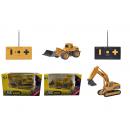 Großhandel Modelle & Fahrzeuge:RC Bagger 1:64
