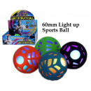 Großhandel Spielwaren: Sportball mit Licht - im Display