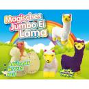 Magic Jumbo eggs Lama - in the Display