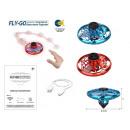 Großhandel Geschenkartikel & Papeterie: Fly-Go - Flying Spinner - Elektronischer ...