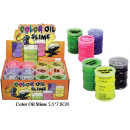 wholesale Gifts & Stationery: Oil slime in the barrel - in the Display