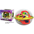 3 D Magic Intellect Ball 208 - in the color box