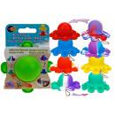 wholesale Toys: Octopus Pop fidget - 2 in 1 - color change - in VE