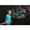 Jumbo soap bubbles - soap bubble stick with rope -