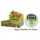 Football in the ball - in the Display