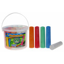 wholesale Toys: Street chalk - 20 pieces - in VE