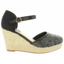 wholesale Shoes: Sandals by Array  CHIKA10 NADIA 01 NEGRO