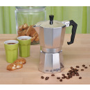 Großhandel Kaffee- und Espressomaschinen: Aluminium Espressokocher 6 Tassen Espresso ...