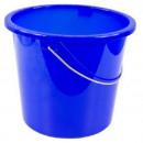 Großhandel Reinigung: Haushaltseimer mit Metallbügel, 10 Liter, Eimer Pu