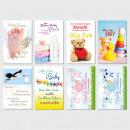 Glückwunschkarten Geburt Grußkarten Baby Karten 11