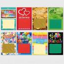 Großhandel Glückwunschkarten: Glückwunschkarte Grußkarte Karte Geldgeschenkkarte