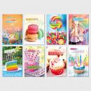 Großhandel Geschenkartikel & Papeterie: Glückwunschkarten  Geburtstagskarten Grußkarten Par