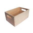 Holzkiste stapelbar, Aufbewahrungsbox ...