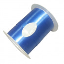 Rolle Schnur Geschenkband Splendene Farbe blau 10