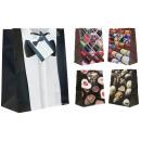 Großhandel Geschenkverpackung: Geschenktüte, MEDIUM,Motiv Herren ...
