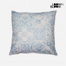 Großhandel Bettwäsche & Matratzen: Kissen Blau (60 x  60 cm) - Queen Deco Kollektion b