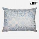 Großhandel Bettwäsche & Matratzen: Kissen Blau (50 x  70 cm) - Queen Deco Kollektion b