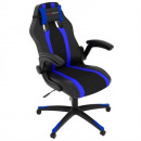 wholesale Office Furniture: Gaming Chair  Tacens MGC2BBL PU Black Blue
