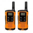 groothandel Telefonie: Walkie-Talkie  Motorola TLKR T41 4 km LCD 16 h AAA
