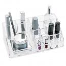 grossiste Boîtes et presentoirs bijoux: Rangement Maquillage Trendy