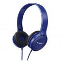grossiste Electronique de divertissement: Casque Panasonic RPHF100EA Bleu
