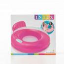 Felfújható Úszógumi Háttámlával Intex (Array: )