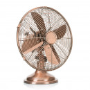 groothandel Airco's & ventilatoren: Tristar VE5970 35W  Retro Koperen Tafelventilator