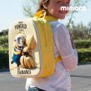 3D Minion Bananas Schoolrugzak