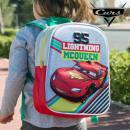 3D Cars Schoolrugzak