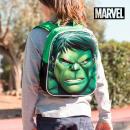 3D Hulk Schoolrugzak