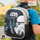 Star Wars 3D Rugtas met Licht en Geluid