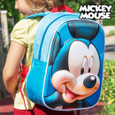 grossiste Fournitures scolaires: Sac à dos Scolaire 3D Mickey