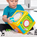 wholesale Parlor Games: Activity Cube with  Light and Sound for Babies