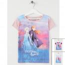 T-Shirt kurze Ärmel frozen - Gefroren