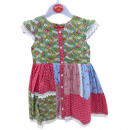 Tom Jo dress from 2 to 10 years old
