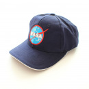 wholesale Headgear: Cap with visor Nasa 58 cm