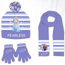 wholesale Scarves, Hats & Gloves: Hat Glove Scarf frozen - La Reine des Neiges