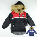 RG512 kapucnis kabát 4-14 év