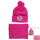 Hat and Snood Lee Cooper