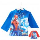 Fleece vest Spiderman